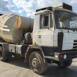 foto 6x6 hydro mixer T815 with A/C